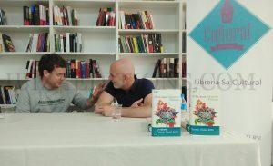 Pedro y Alejandro en Sa Cultural Ibiza