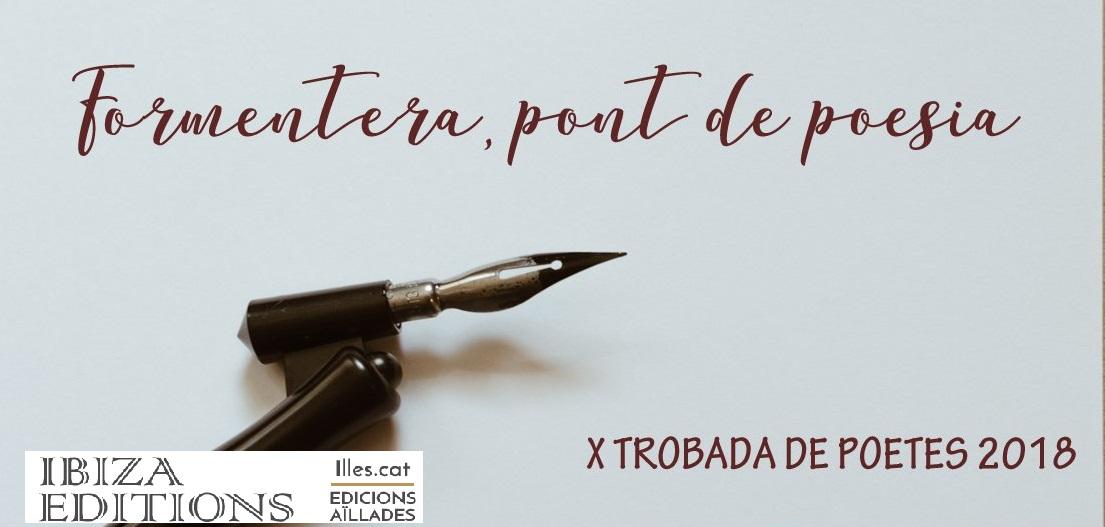 X Encuentro de poetas 2018