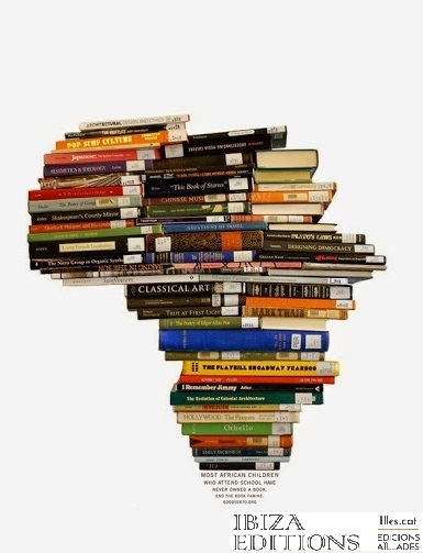 libros para Africa