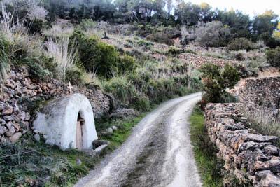 aigua dolça Eivissa FONTS de s'Alzina