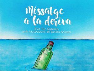 missatge a la deriva cuento ecologista