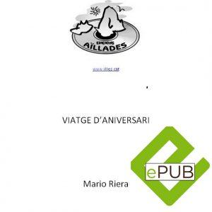 cover VIATGE D´ANIVERSARI MARIO RIERA CON LOGO EPUB
