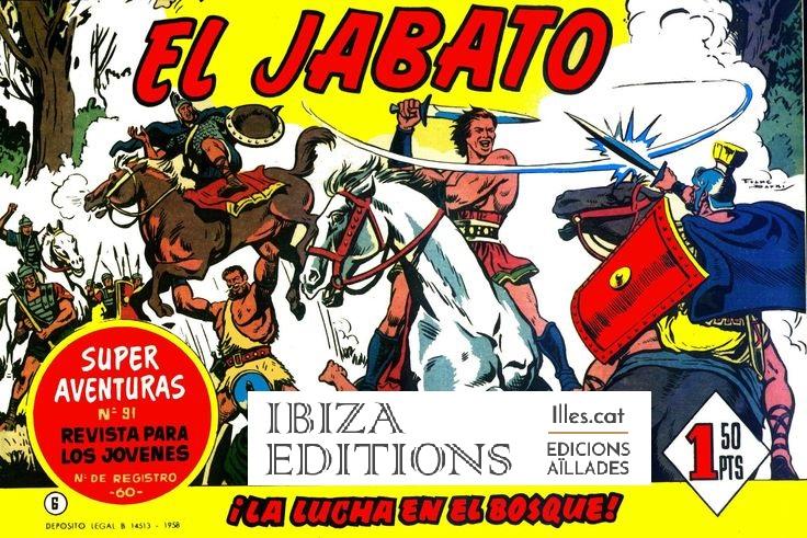 Joan Escandell jabato Ibiza