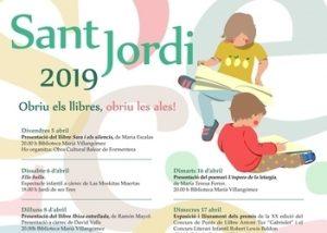 cartell-sant-jordi-2019 formentera
