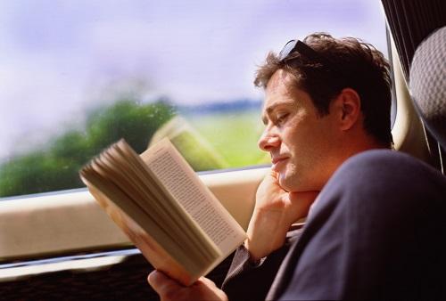 Lese-Bus-Reise