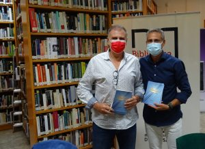 Ramon Mayol y Gustavo Lucas en la presentación de DESintonía
